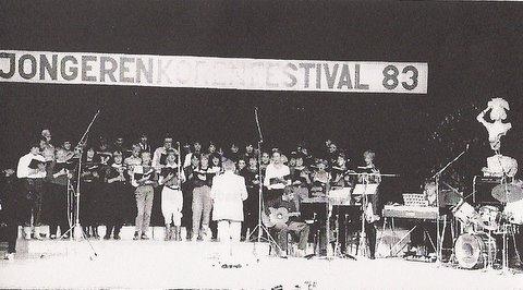 Vocalgroup Logo 1983